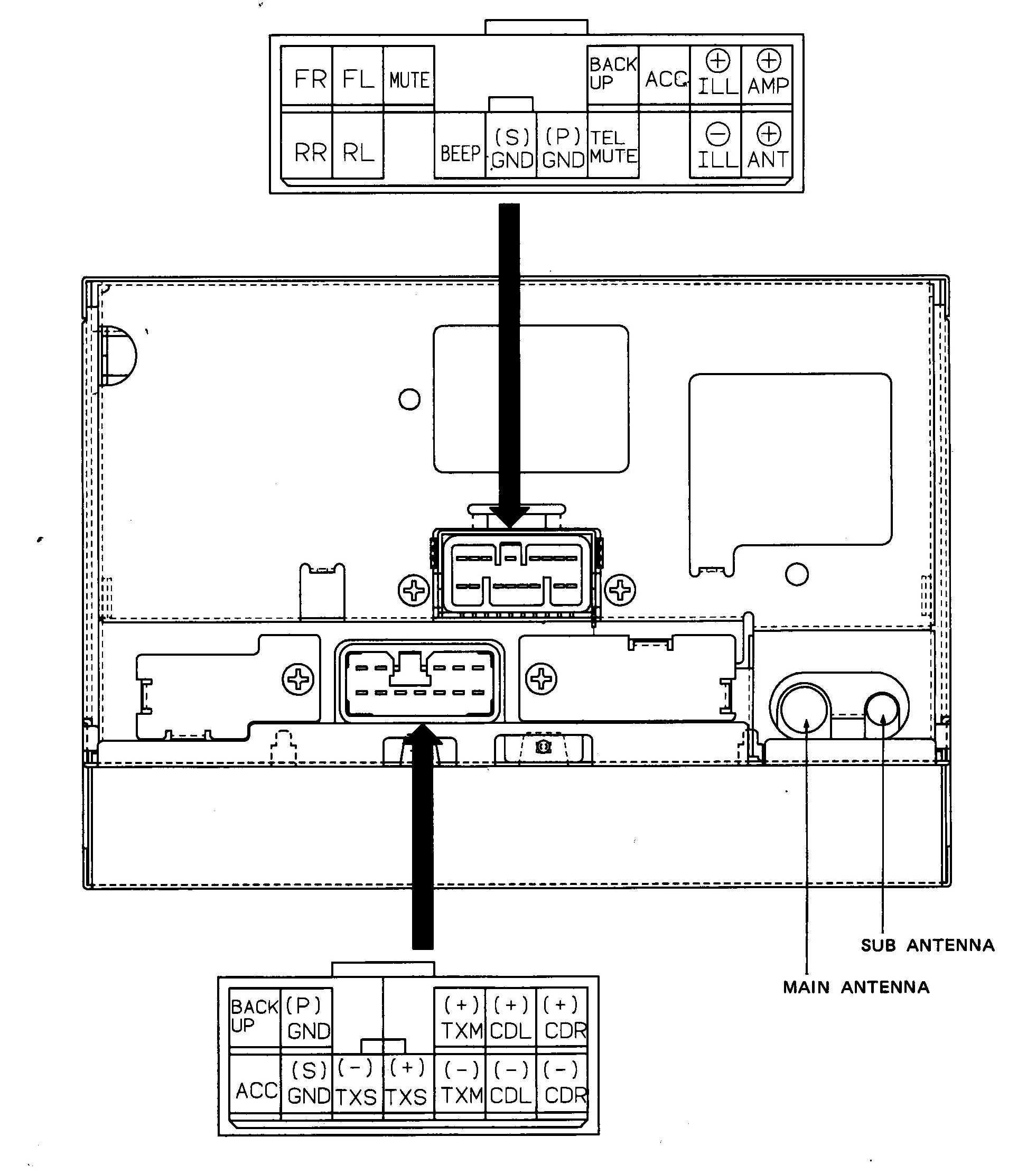 kenwood kdc wiring diagram wiring diagrams and schematics kenwood wiring diagram diagrams base kenwood kdc 138 instruction manual page 6